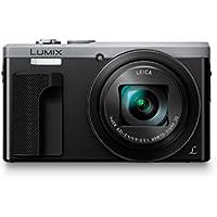 Panasonic Lumix Dmc-Tz80 Digital Camera (18.1 Mp, 30X Zoom, 4K, Fhd, 3 Inch Lcd) - Silver