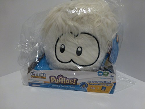 Club Penguin Jumbo Puffle Plush (Club Penguin Jumbo Puffle)