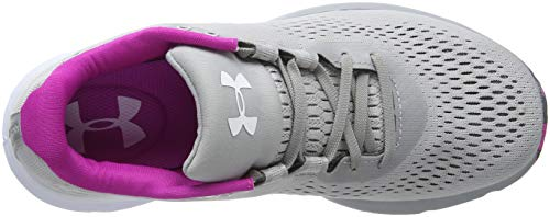 Armour UA Chaussures White de Charged Femme Silver Under Gris W Compétition Graphite Running Metallic Spark 101 qBxdAq5w