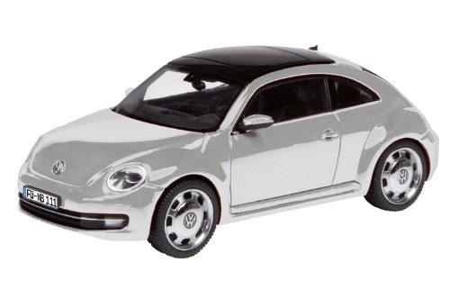 1/43 VW ビートル クーペ リフレックスシルバー 450747100