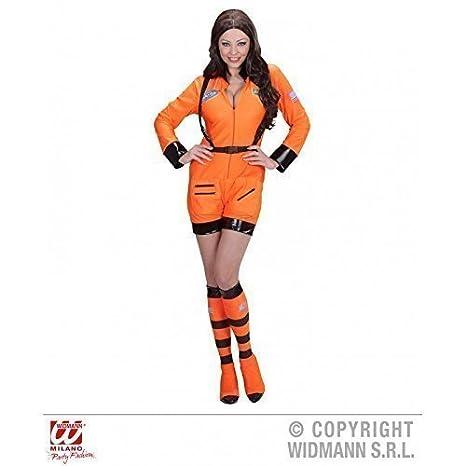 Sexy traje de - astronauta en Orange