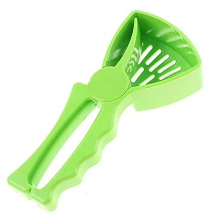 Manual eDealMax plástico casa cocina lima limón Prensa Exprimidor Exprimidor verde