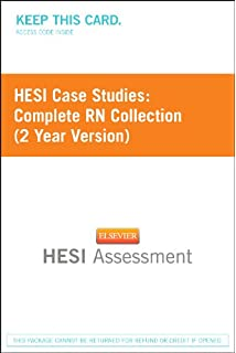 Evolve case studies complete rn collection evolve apply online hesi case studies complete rn collection 2 year version fandeluxe Choice Image