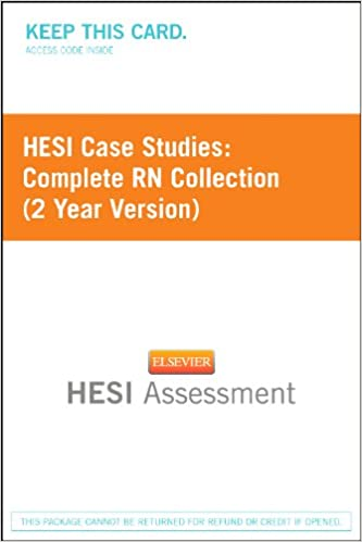 Hesi case studies complete rn collection 2 year version hesi case studies complete rn collection 2 year version 1st edition fandeluxe