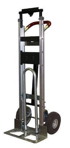 TPA (3-Position) Convertible Hand Truck with Air Tires (750# Cap.) (B&P Mfg.)
