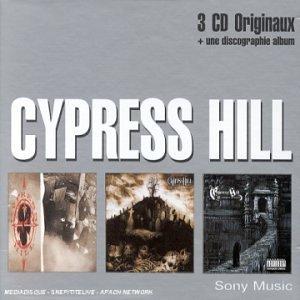 Coffret 3 CD: Black Sunday / Cypress Hill / Cypress Hill (Black Coffret)