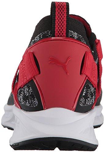 Us Lo Sneaker Evoknit M puma Ignite 11 Men's Puma White toreador Black pqCZAPwx