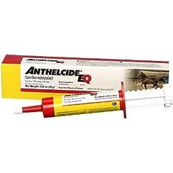 Pfizer Zoetis Animal Health Anthelcide EQ Paste 24gm