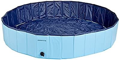 PetEdge Guardian Gear Splash About Dog Pools, Sky Blue