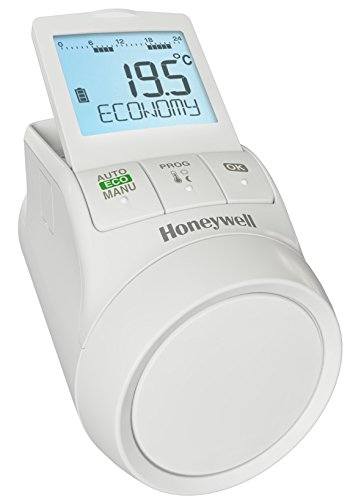 premium selection 6691c 739c6 Honeywell HR90 White Thermostat - Thermostat (White, IP30 ...