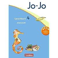 Jo-Jo Sprachbuch - Aktuelle allgemeine Ausgabe: 4. Schuljahr - Arbeitsheft