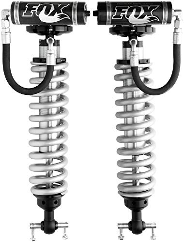 (Fox 2.5 Factory Coilovers w/Reservoir 05-18 Toyota Tacoma 4WD 4-6