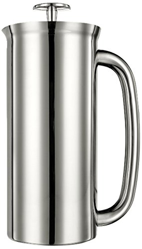 Espro Coffee Press P7-18 oz Double Wall Vacuum Insulated Polished Stainless Steel Coffee Press Review