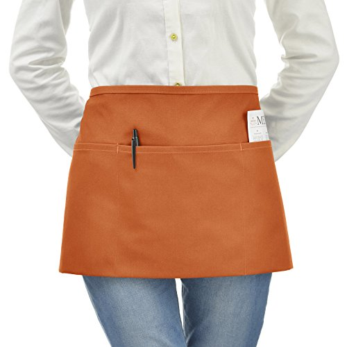 Solid Bistro Aprons - 2