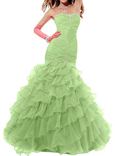 Promgirl House - Robe - Crayon - Femme -  vert - 50