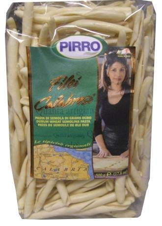 Filei Calabresi Pasta (Pirro) 500g (17.6 oz)