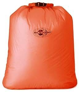 Sea to Summit 1700030 - Saco de dormir impermeable, color naranja, talla L