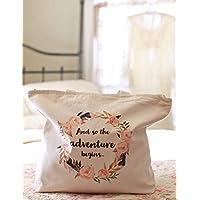 Wedding Tote - Bride Tote Bag - Bride to Be Bag - Bridesmaid Gifts - Bridesmaid Tote Bags - Large! Zipper Top, Bridal Shower Gifts - Bridal Bags - Bridal Totes - Bride Bag Bridal Party Totes