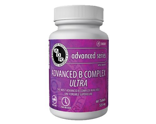 Used, Advanced B Complex Ultra, 60 tablets for sale  Delivered anywhere in Canada