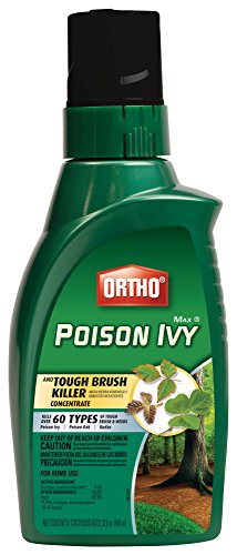 Ortho MAX Poison Ivy And Tough Brush Killer 32 - Brush Killer Ortho
