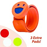 Kids Diffuser Bracelet - Essential Oil Bracelet with 4 Refill Pads - Aromatherapy