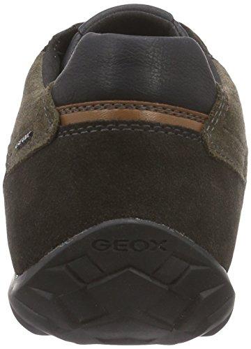 Geox U Pavel  - Zapatillas de deporte para hombre Multicolor (C9999BLACK)