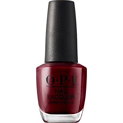 OPI Nail Lacquer, Got the Blues for Red, 0.5 fl. oz.