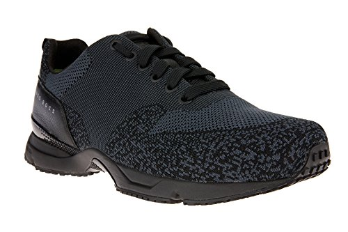 newest cheap price BOSS Green Men's Velocity_Runn_Sykn 10193624 01 Low-Top Sneakers 001 Black buy cheap sast sale comfortable cheap sale latest collections kw0MjXmOb