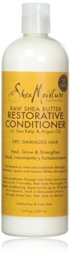 SheaMoisture Shea Butter Restorative Conditioner