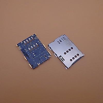 Ochoos - Juego de 2 conectores de ranura para tarjeta SIM para ...