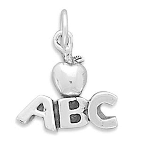 ABC with Apple Charm