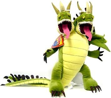 Amazon how to train your dragon movie pillow pal deluxe plush how to train your dragon movie pillow pal deluxe plush zippleback ccuart Gallery