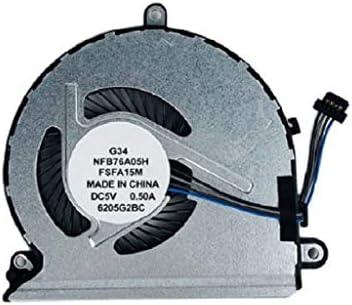 RTDpart - Ventilador de CPU para Lenovo V310-15ISK V310-14ISK V310 ...