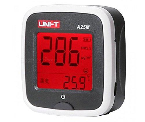 UNI-T A25M Home PM2.5 Air Measurement Instrument - White