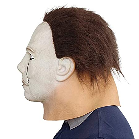 Hot Movie Cos Mask Horror Michael Myers Mask Scary Movie ...