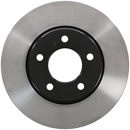 Wagner BD125768E Premium E-Coated Brake Rotor, (Chrysler Replacement Brake Rotor)