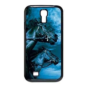 Samsung Galaxy S4 9500 Cell Phone Case Black Horse Phone Case For Girls Generic XPDSUNTR32122