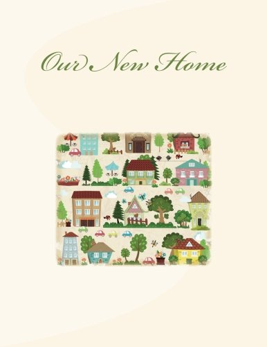 Our New Home: Guest Book with Love PDF