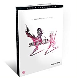 le guide officiel de final fantasy 13-2