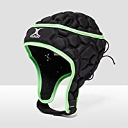 Gilbert Falcon 200 Headguard - Black/Green