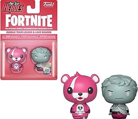 Pack Fortnite - 2 Piezas Pint Size Heroes Team Leader & Love Ranger: Amazon.es: Juguetes y juegos