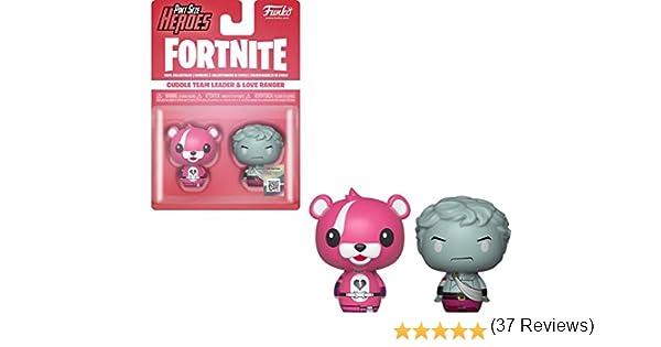 Pack Fortnite - 2 Piezas Pint Size Heroes Team Leader & Love ...