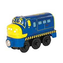 Chuggington Wooden Railway Brewster Set