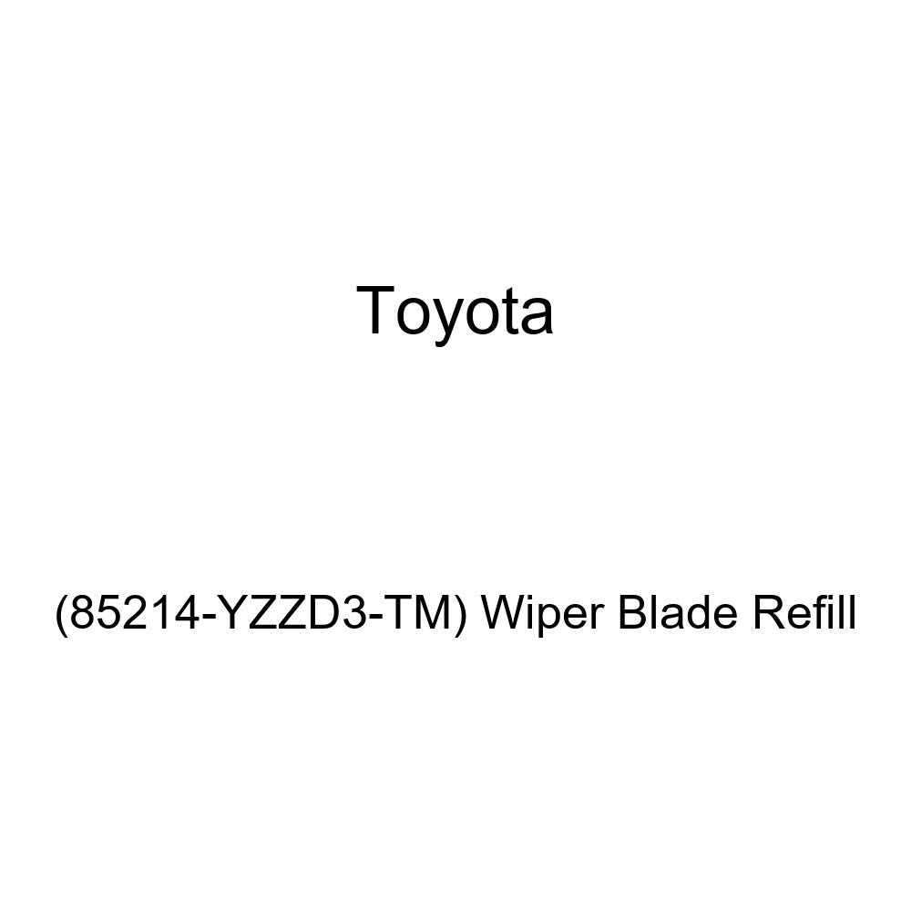 Genuine Toyota (85214-YZZD3-TM) Wiper Blade Refill