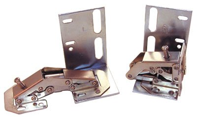 KV Euro-Tray Hinge For Sink Front, Similar To # Feet Halm Feet Hwh Nickel by handyct