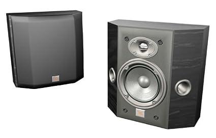 Amazon JBL Northridge E10 2 Way 4 Inch Bookshelf Speakers Pair