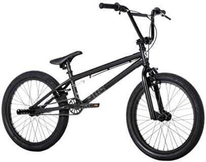 Monty 302 - Bicicleta de Freestyle, Color Negro, 9