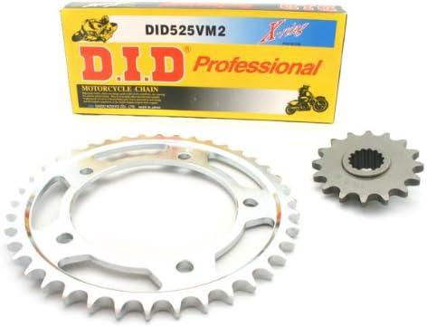 D I D X Ring Vm2 Kettensatz Für Honda Cbf 600 Cbf 600 S Bj 2004 2007 Pc38 Auto