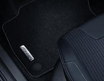 Genuine Ford Focus 2015u003e Front Velour Carpet Mats With Focus Logo 1914002 & Genuine Ford Focus 2015u003e Front Velour Carpet Mats With Focus Logo ... markmcfarlin.com