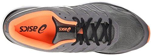 zaraca Noir Asics Homme 9793 Orange hot Chaussures Gel De Compétition 4 Running carbon silver 558rA